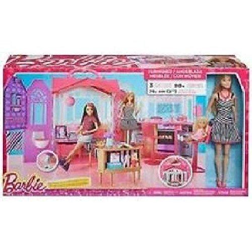 Barbie Bundle Casa Glam cfb65