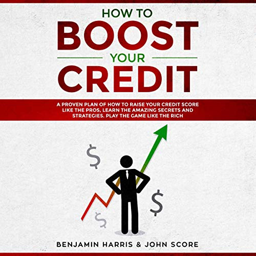 How to Boost Your Credit cover art