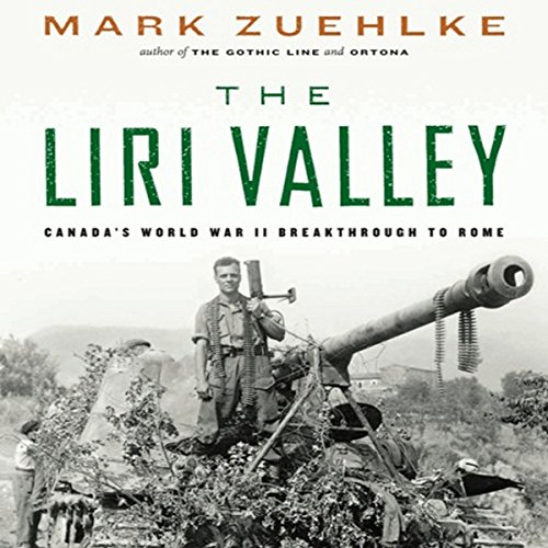 The Liri Valley audiobook cover art