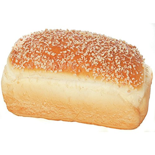 Artificial Sesame Seed Loaf 7'L x 4'W Fake Bread