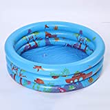 XINDUO Piscina Infantil Hinchable Familiares,Piscina Infantil Redonda Hinchable-Blue_70,Easy Set Piscina Inflable