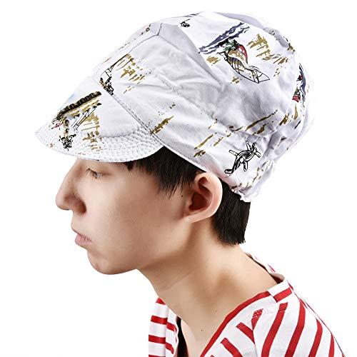 laskap, beschermkap wedstrijd met alle soorten lashelm, katoenen absorptie zweetlassen hoed toepassing veiligheid lassen werk veiligheid