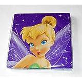 ディズニー 妖精 ティンカーベル ランチナプキン - 2層 16枚