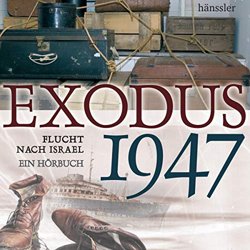 Exodus 1947  By  cover art