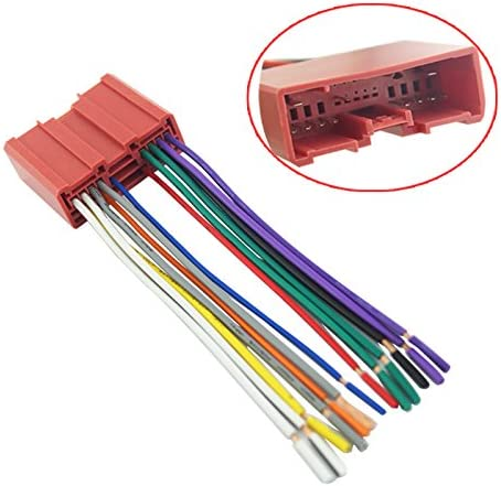 FEELDO Car Radio CD Player Wiring Wire Harness Stereo Max 44% OFF ...