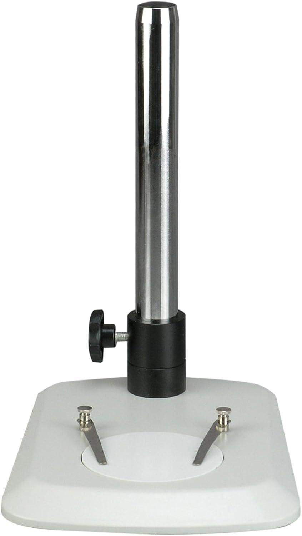 Amscope TS110microscopio da tavolo con base di farftuttia e post