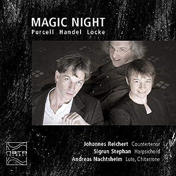 Magic Night - Purcell Händel Locke