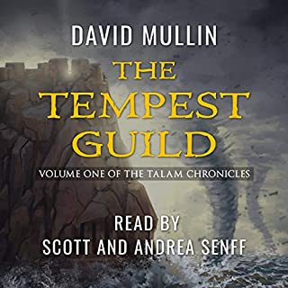 The Tempest Guild (The Talam Chronicles) audiobook cover art