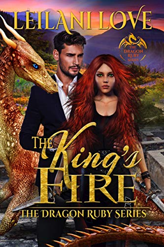 The King's Fire (The Dragon Ruby Series Book 2) (English Edition)