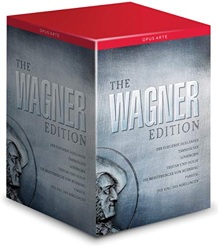 Richard Wagner - The Wagner Edition