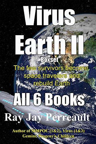 Virus/Earth II Boxset (Bks 1-6) (English Edition) eBook: Perreault, Ray Jay: Amazon.es: Tienda Kindle