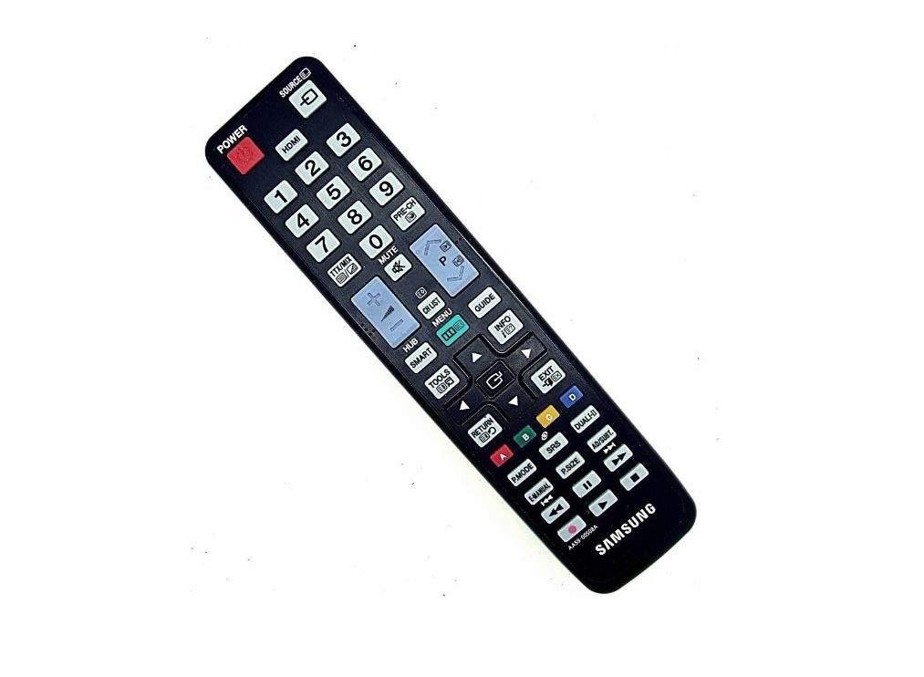Samsung BN59-00942A - Mando a Distancia para Samsung, Negro: Amazon.es: Electrónica