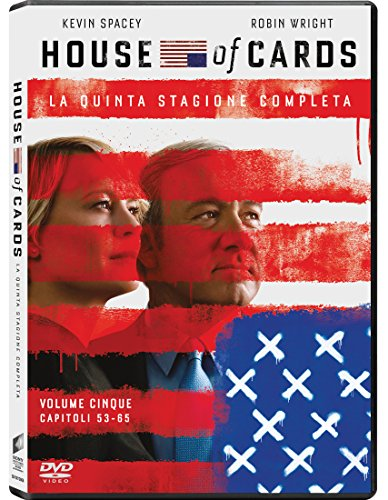 House Of Cards Stg.5 (Box 4 Dvd)