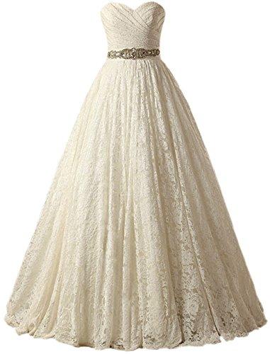 Solovedress Vestido de Fiesta de Las Mujeres de Encaje de la Princesa...