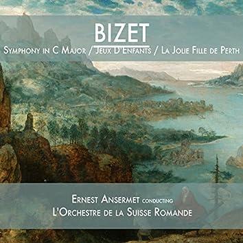Bizet: Symphony in C Major / Jeux D'Enfants / La Jolie Fille de Perth