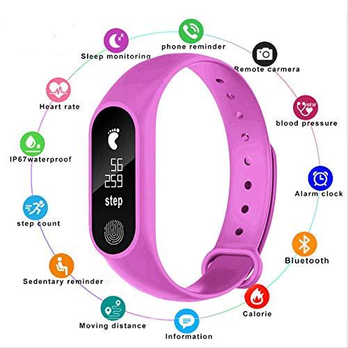 PMFS Smart Watch Kinderuhren Kinder Für Mädchen Jungen Sport Armband Baby Armband Smart Band Fitness Tracker Smartwatch