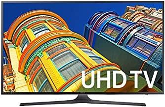 Samsung UN50KU6300 50-Inch 4K Ultra HD Smart LED TV (2016 Model)