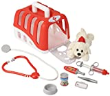 Theo Klein-4831 Jaula de transporte para animales, juguete, Multicolor (4831)