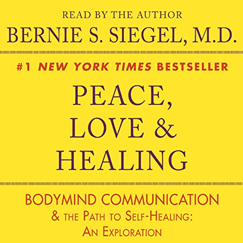 Peace, Love & Healing  cover art