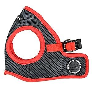 Puppia Soft Harness II - Weiches Westengeschirr für kleine und mittelgroße Hunde - sehr komfortabel und leicht… 2
