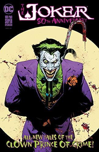 The Joker 80th Anniversary 100-Page Super Spectacular (2020) #1 (Batman (2016-)) (English Edition)