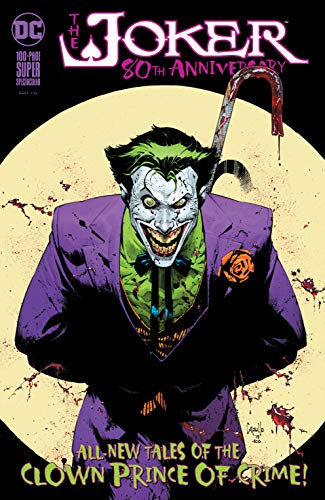 The Joker 80th Anniversary 100-Page Super Spectacular (2020) #1 (Batman (2016-)) (English Edition)