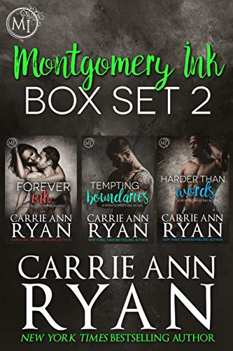 Montgomery Ink Box Set 2 (Books 1.5, 2, and 3) (English Edition)