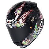 Suomy KSSR0002.3 Casco Moto, Multicolore, S