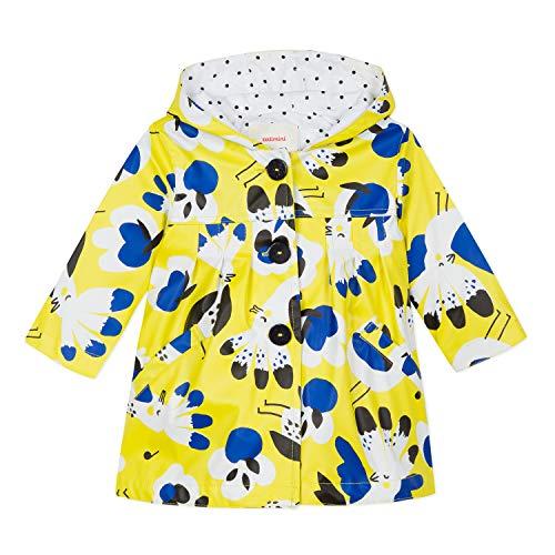 Catimini Baby-Mädchen Cn42063 Jacke, Gelb (Mid Yellow 72), 12-18 Monate (Herstellergröße: 18M)