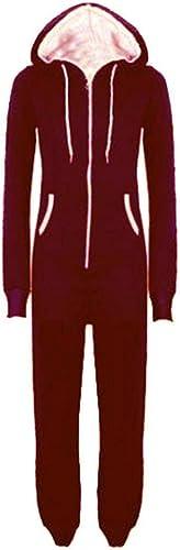 Nouveau Pour des hommes onesie costume à capuche tout en un jumpsuit un maillot une pièce