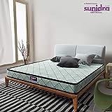 Sunidra CR200 - Certified Natural Orthopedic Coir Mattress – Green (78x60x4) Queen Size queen foam mattress Nov, 2020