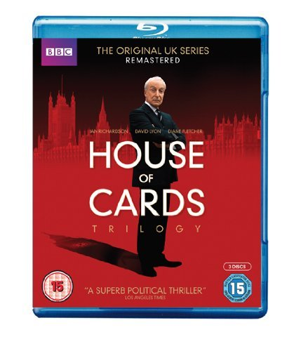 House Of Cards Trilogy [Reino Unido] [Blu-ray]