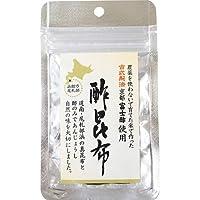 道南 富士酢使用 酢昆布 12g