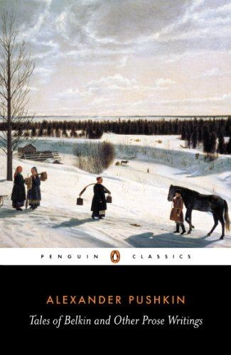 Tales of Belkin and Other Prose Writings (Penguin Classics) (English Edition)