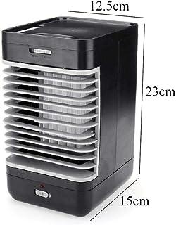 SDFSDF Ac110 / 220v Mini Aire Acondicionado portátil humidificador purificador purificador de Escritorio Ventilador de refrigeración Ventilador de Aire para Acampar Actividades al Aire Libre