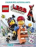 LEGO Movie - L'album des autocollants