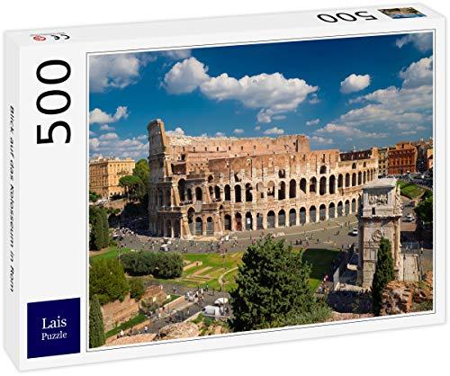 Lais Puzzle Vista del Coliseo de Roma 500 Piezas