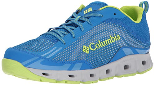 Columbia Men's Drainmaker IV Water Shoe, Hyper Blue, Fission, 11.5 Regular US