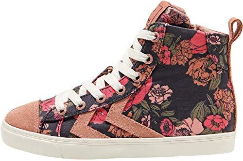 hummel Mädchen Strada Flowers JR Sneaker