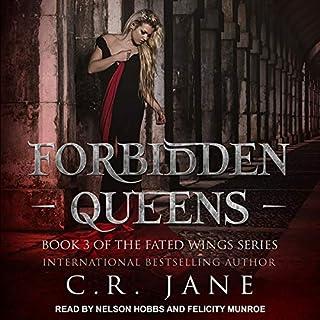 Forbidden Queens cover art