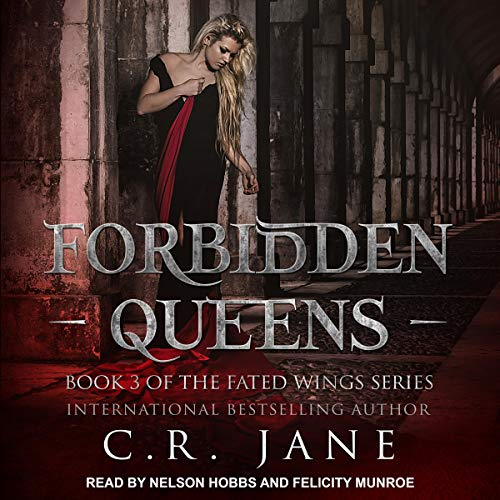 Forbidden Queens audiobook cover art