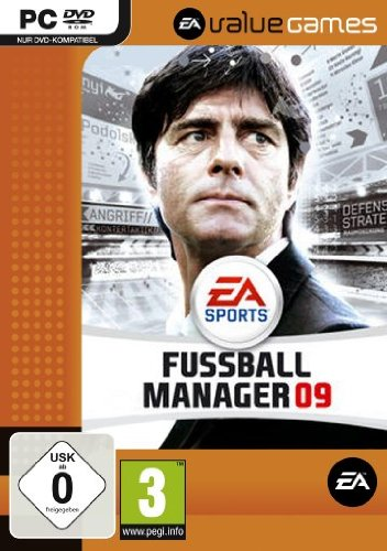 Fussball Manager 09 [EA Value Games]