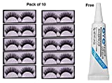 Fake Eye Lashes Review and Comparison