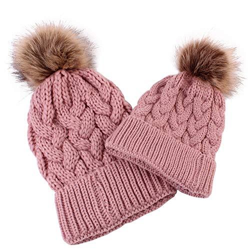 KaiCran parent-child hat warmer Product Image