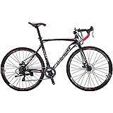 YH-XC550 Road Bike for Men 54cm...