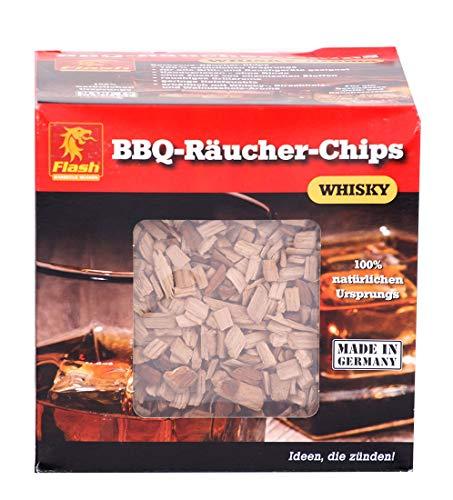 Boomes Räucher-Chips Flash Whisky 700g
