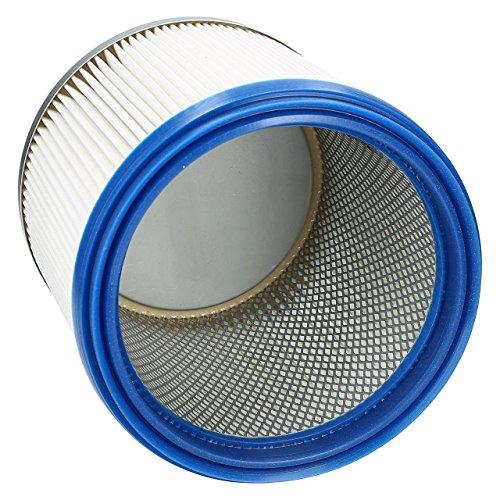 Wessper Filtro a Cartuccia per Hilti VC 40-U (L/M) aspirapolvere (per Uso Umido e Secco)