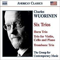 Six Trios / Horn Trio / Trio for Violin