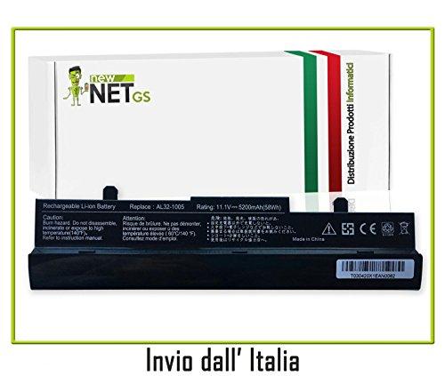 Batterie für PL321005| PL32–1005| TL32–1005| 0B20–00qp0as-kompatibel mit PC ASUS 1005HA-VU1X-PI, 1005HA-VU1X-WT, 1005HA-PU1X-BU, 1005HA-BLK140X, 1005HE, 1005HR, 1005PR, 1005PX, 1005HAG