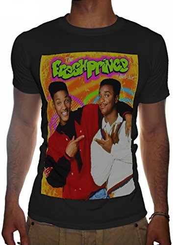 Mens Fresh Prince of Bel Air T-Shirt Will Smith Trill